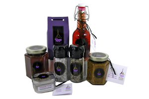 Lavender Products for the Kitchen Handmade by Pelindaba Lavender