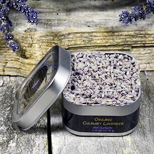 organic culinary lavender