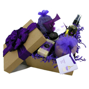 Lavender gifts for her made by Pelindaba Lavender