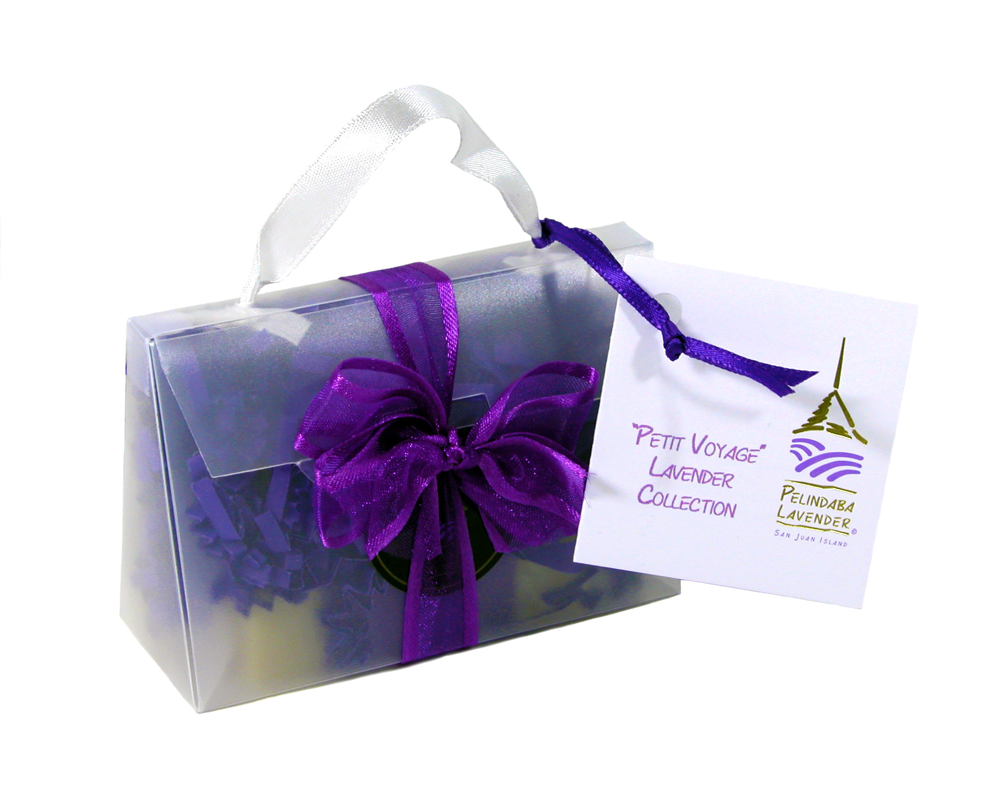 Lavender Petit Voyage Gift Collection made by Pelindaba Lavender