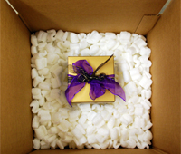 free gift shipping from Pelindaba lavender