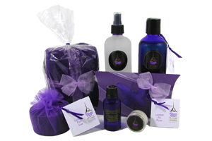 Lavender Therapeutic Products Handmade by Pelindaba Lavender