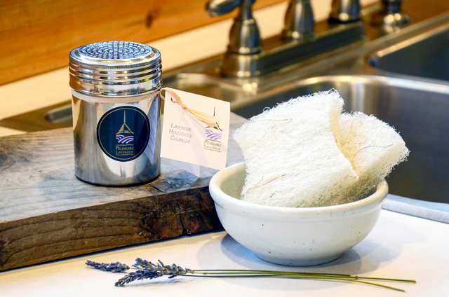 Non-Toxic Home Cleaning with Lavender (Of Course!)