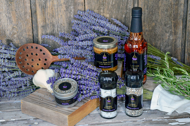 Cooking with Lavender - Savory Culinary Lavender Products