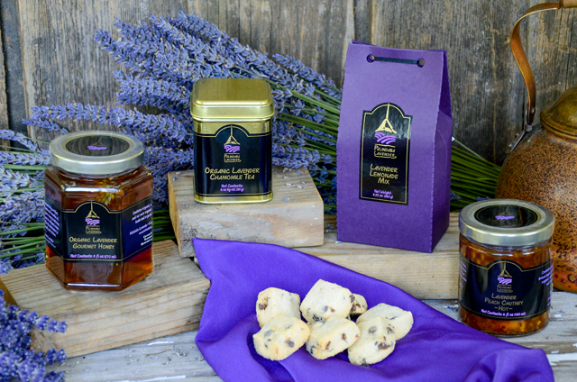 Cooking with Lavender - Sweet Culinary Lavender Products