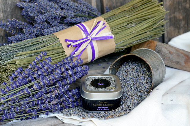 Cooking with Lavender - Organic Culinary Lavender grown at Pelindaba Lavender Farm