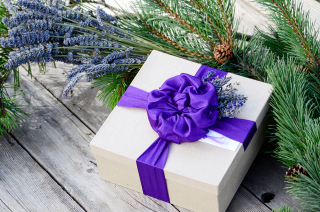 Lavender Gift Baskets and Collections
