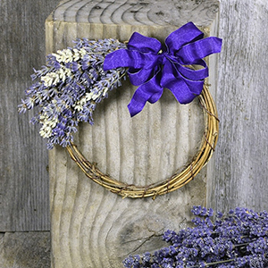 Lavender Products for Floral Decor Handmade by Pelindaba Lavender