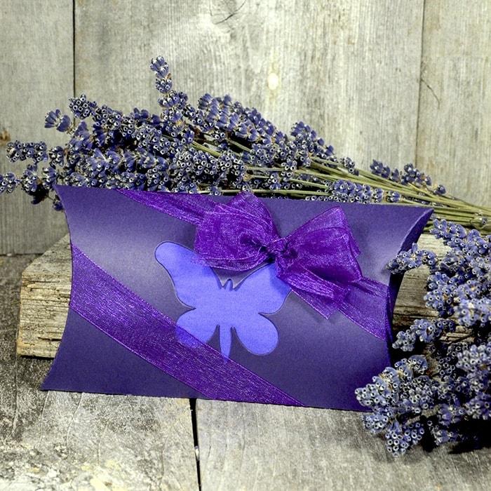 Lavender Eye Pillow - purple