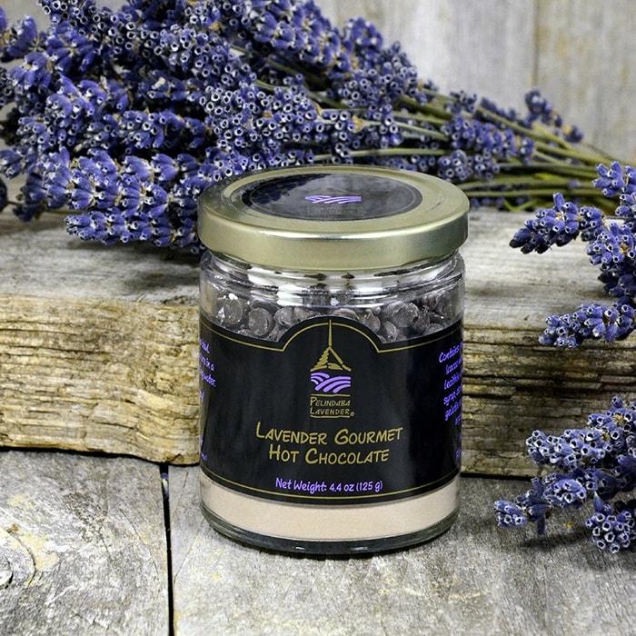 Lavender Gourmet Hot Chocolate Mix