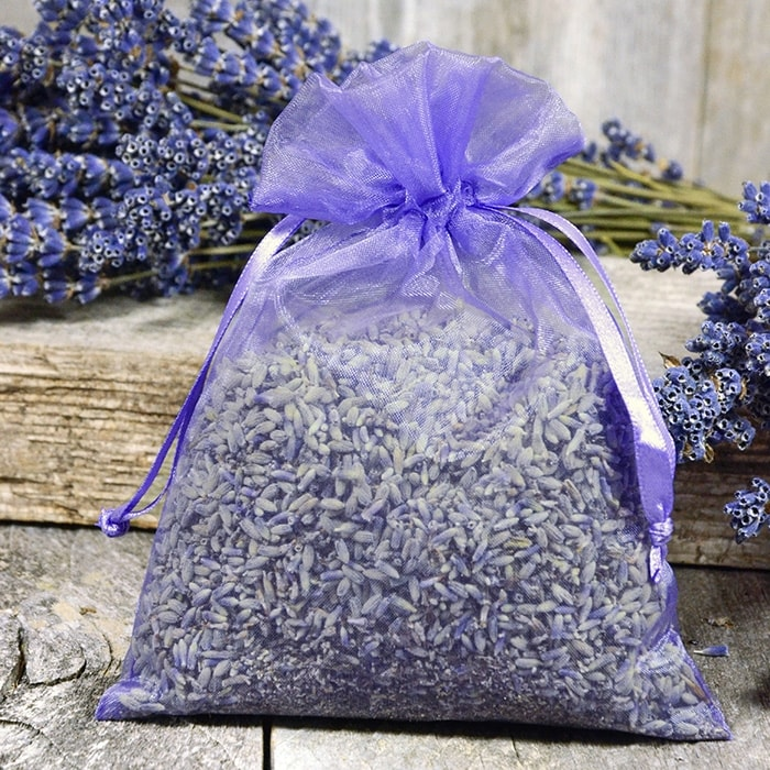 Organic Lavender Sachet - large
