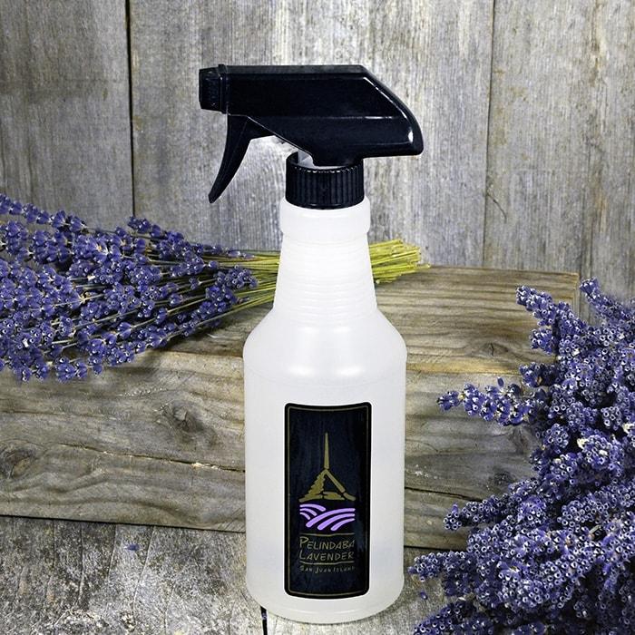 Organic Lavender Hydrosol - 16 fl oz