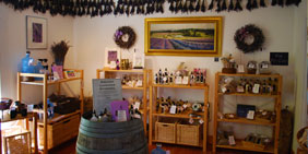 Gatehouse Farm Store at Pelindaba Lavender Farm