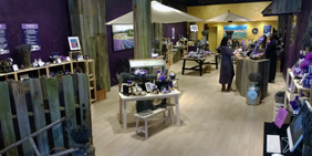Pelindaba Lavender Greenville South Carolina Store